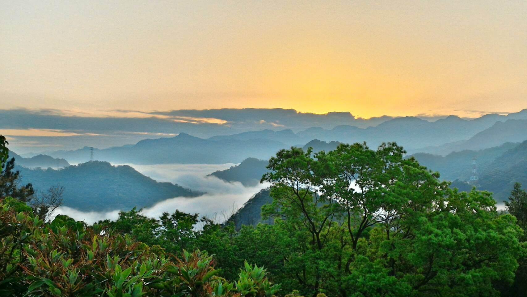 新竹免費景點 佛陀世界自然禪修閉關園區