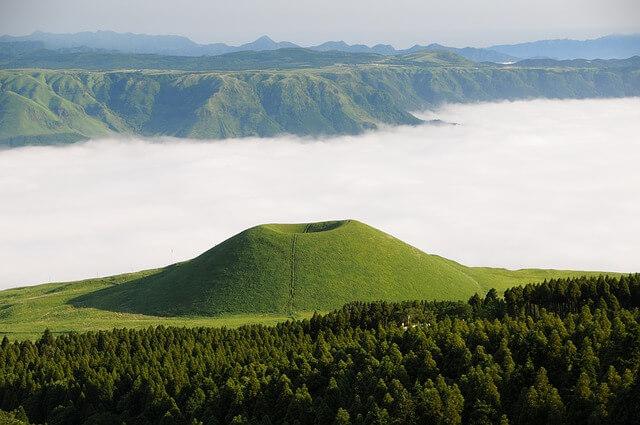 日本避暑勝地阿蘇