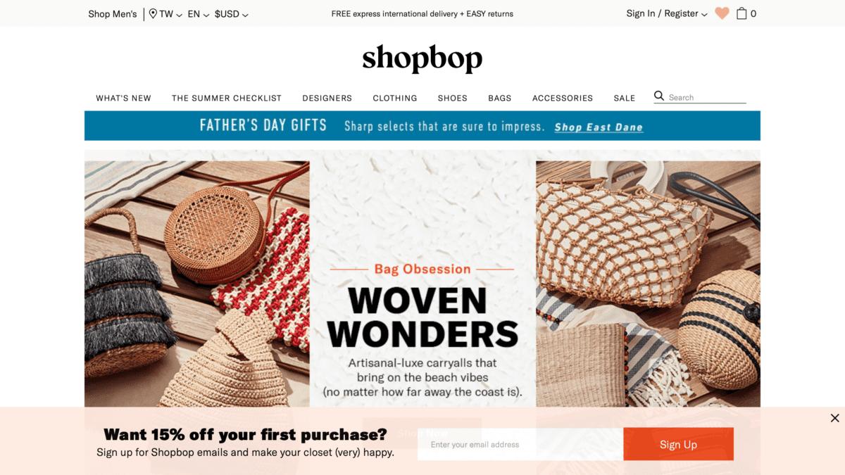 shopbop 買什麼?2019 shopbop必買熱銷品牌+必買商品推薦top10