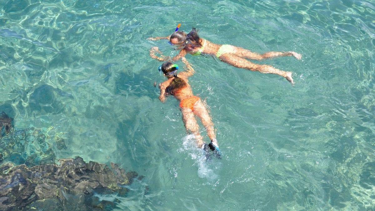 夏天就是要玩水,喜愛潛水的人必去,台灣浮潛聖地推薦top10
