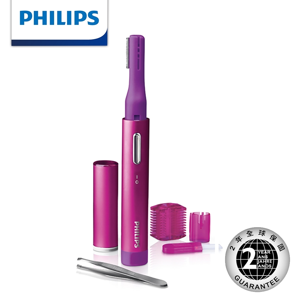 【Philips飛利浦】仕女多功能修容刀 HP6390