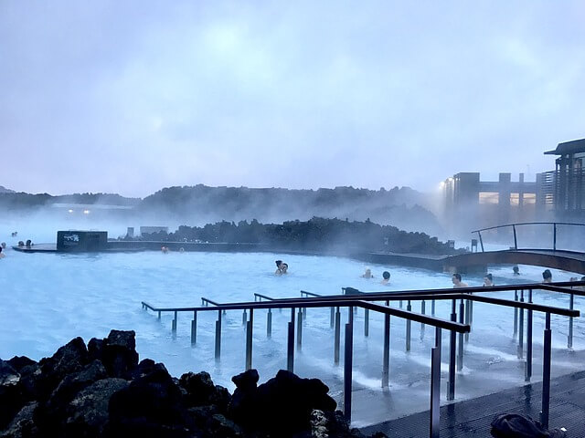 國外避暑勝地冰島