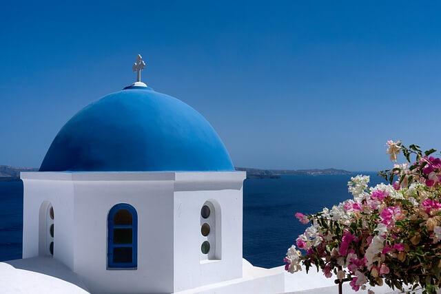 國外避暑勝地希臘