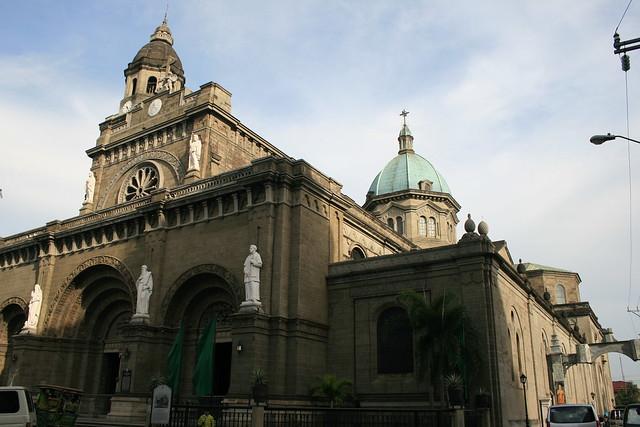 馬尼拉大教堂