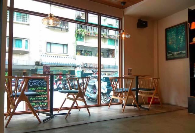 Cafepro職人咖啡商行敦化店
