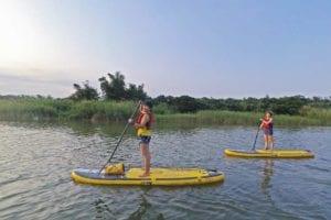 福隆古道水路SUP體驗