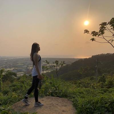 鳳崎落日登山步道