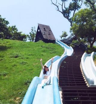 青青草原-北台灣最長溜滑梯