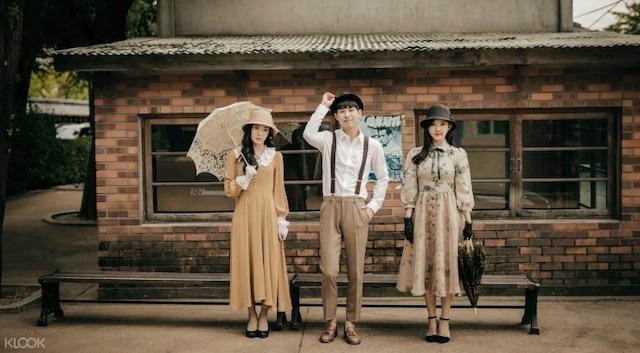 益善衣裳室 韓國復古服裝租借