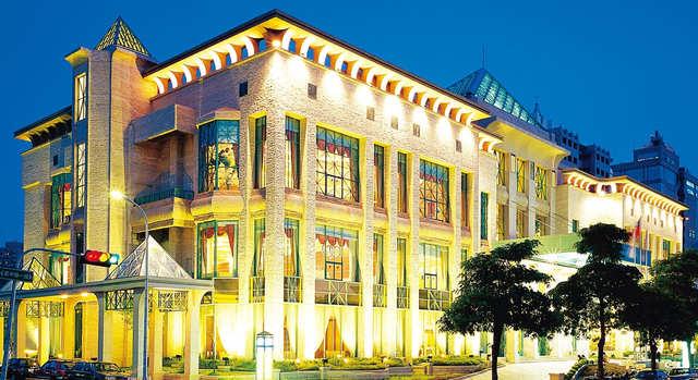 台中父親節餐廳 僑園大飯店