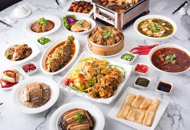 台中父親節餐廳 品渝宴川菜館