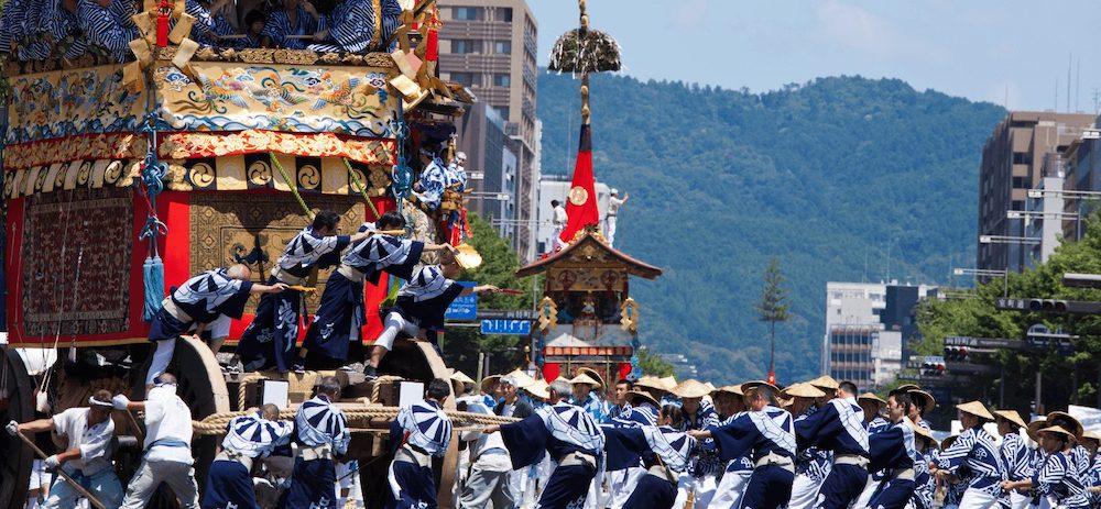日本夏日祭典 | 2019 京都祇園祭攻略 時間、地點、必玩活動與住宿推薦