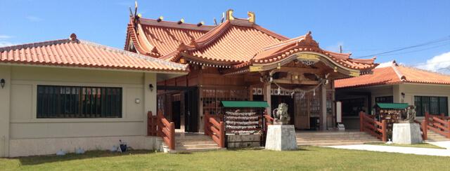 宮古島旅遊景點 宮古神社
