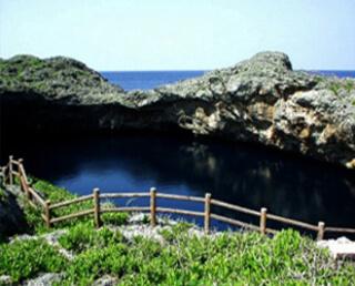 宮古島旅遊景點 通池