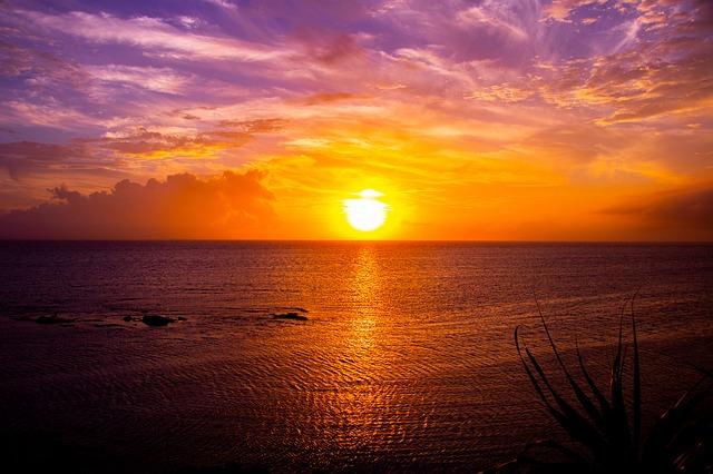 宮古島旅遊景點 Sunset海灘