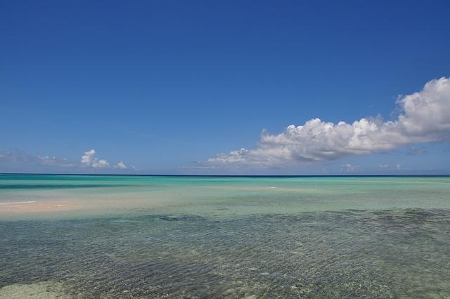 宮古島旅遊景點 與那霸前濱海灘
