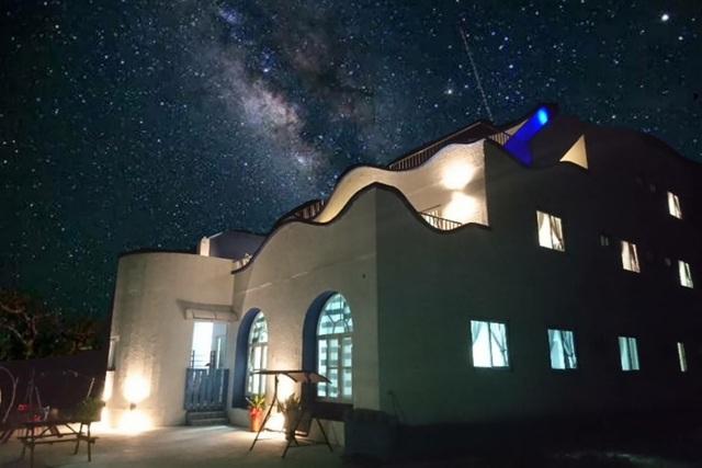 綠島海景民宿推薦 Green island starry night hostel