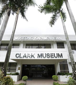 菲律賓克拉克景點 克拉克博物館及4D劇院
