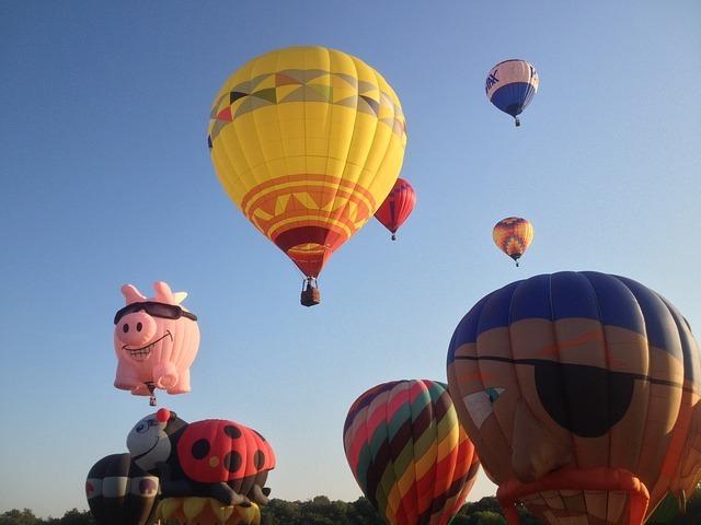 菲律賓克拉克景點 菲律賓國際熱氣球節