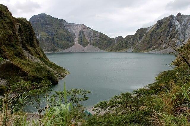 菲律賓克拉克景點 皮納圖博火山