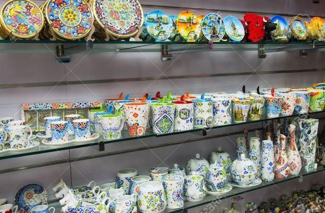 西班牙必買:巴塞隆納瓷器