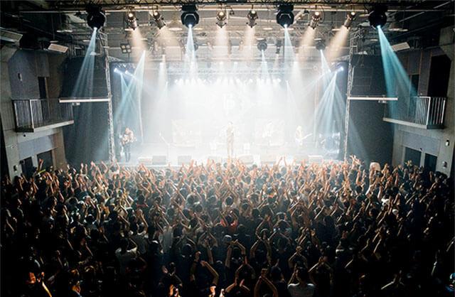 圖片來源:永豐Legacy Taipei 音樂展演空間官網