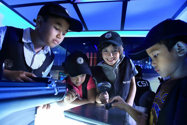 KidZania兒童職業體驗樂園