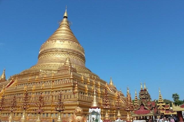 瑞光大金塔(ShweDagonPagoda)