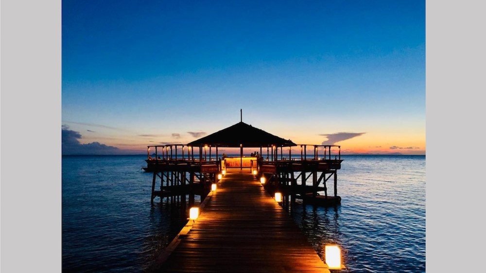 馬來西亞刁曼島