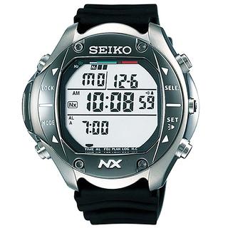 SEIKO Prospex 鈦專業潛水多功能電腦腕錶