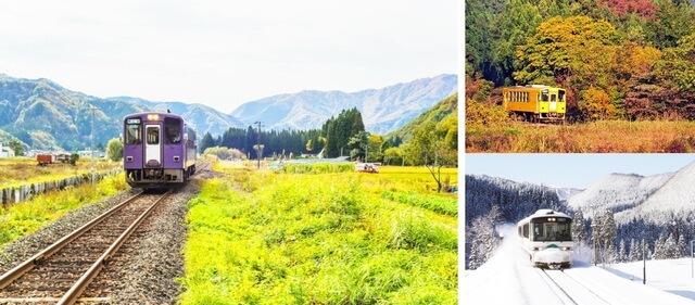 雙十連假日本行 東北小坂鐵道騎士