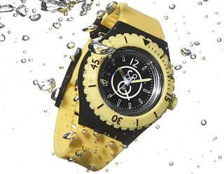 Q&Q SMILESOLAR 太陽能潛水錶
