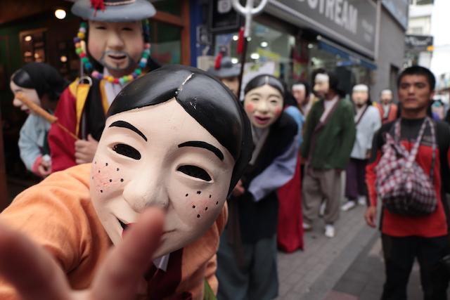 安東國際假面舞節