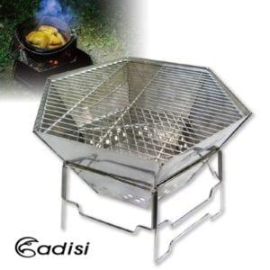 【ADISI】不鏽鋼焚火台