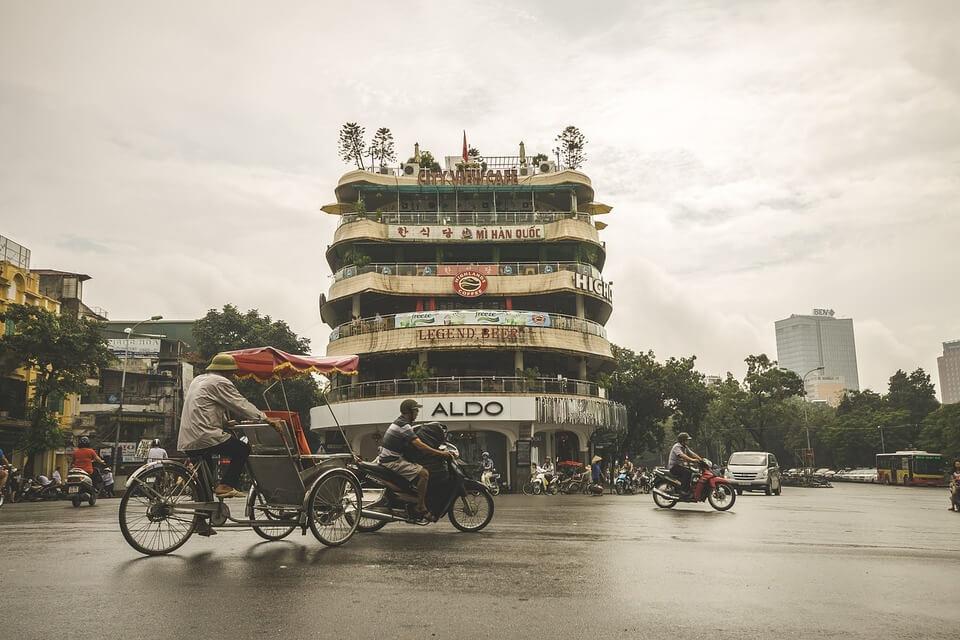 越南旅遊 | 河內景點推薦top10,老街、古寺、大劇院…享受道地越南風情