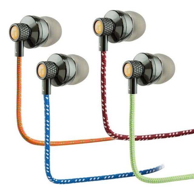 NU 專業運動型 防水耳機麥克風