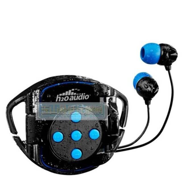 H2O Audio Swim Solution
