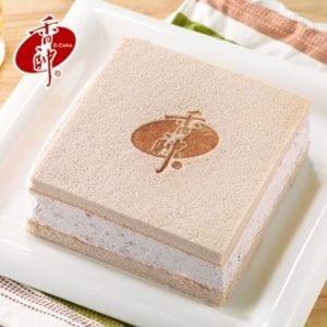 香帥芋冰磚蛋糕