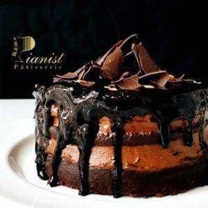 為愛瘋狂Crazy for Love 巧克力裸蛋糕