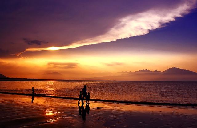峴港景點 美溪海灘