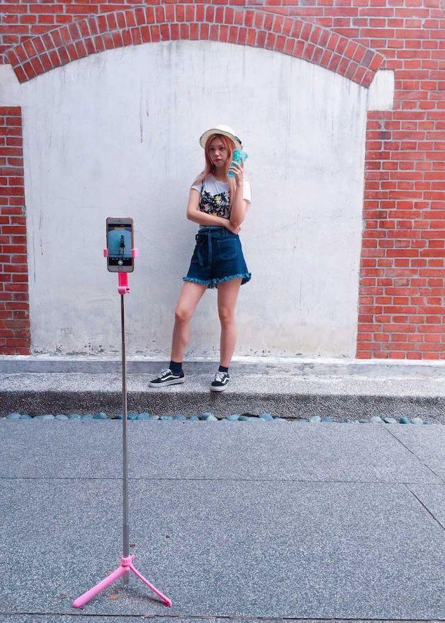 網美拍照姿勢教學