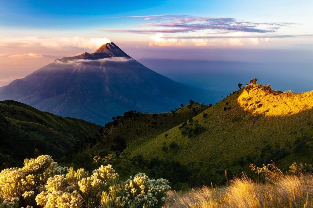 爪哇島景點推薦