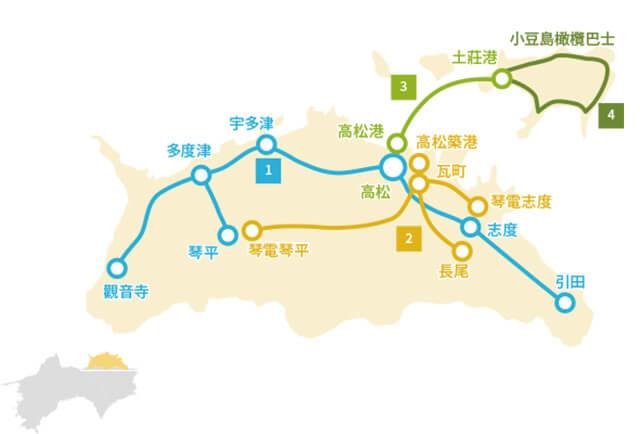 圖片來源:JR四國官網