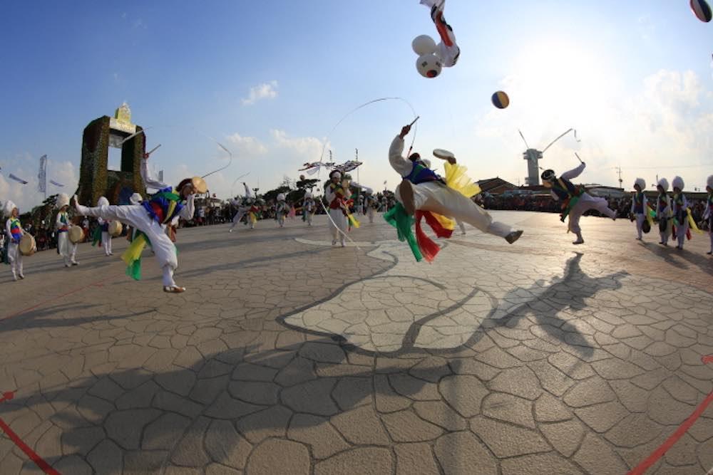 韓國特色節慶|釜山煙火、安東假面舞…10個必玩韓國秋冬慶典活動