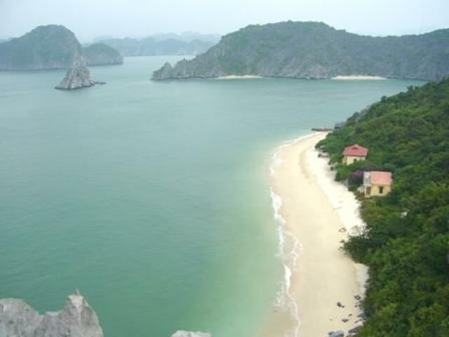 吉婆島海灘
