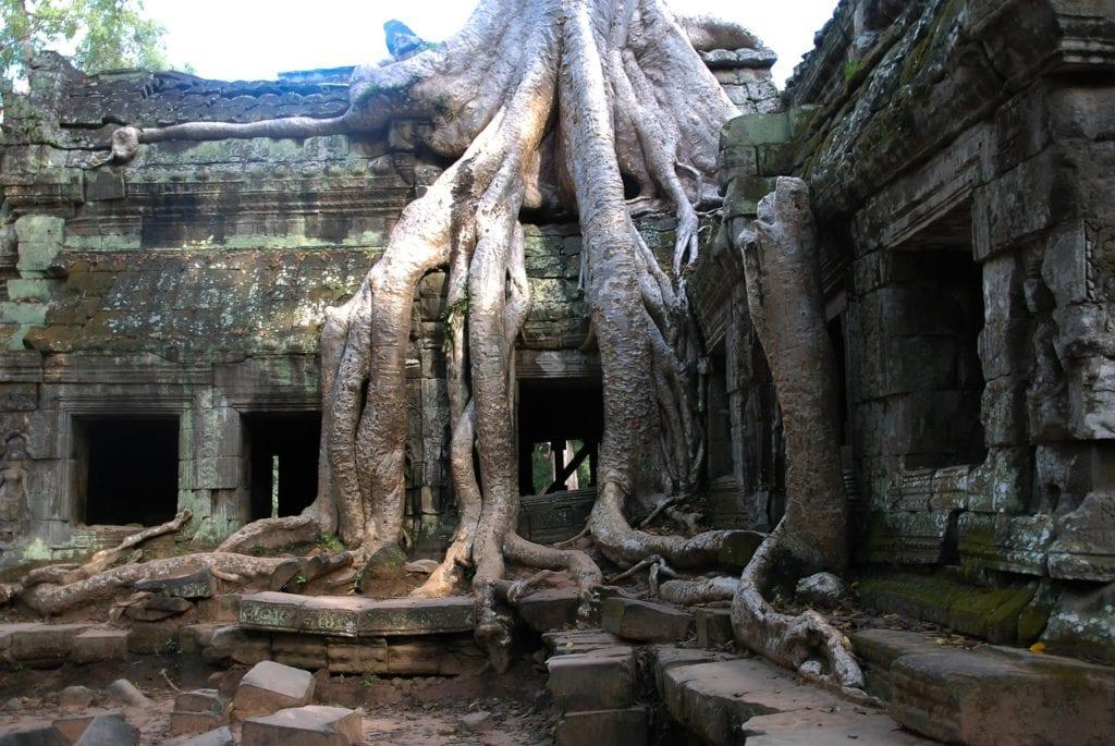 柬埔寨自由行˙