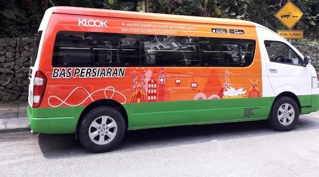 吉隆坡機場到市區交通 包車服務