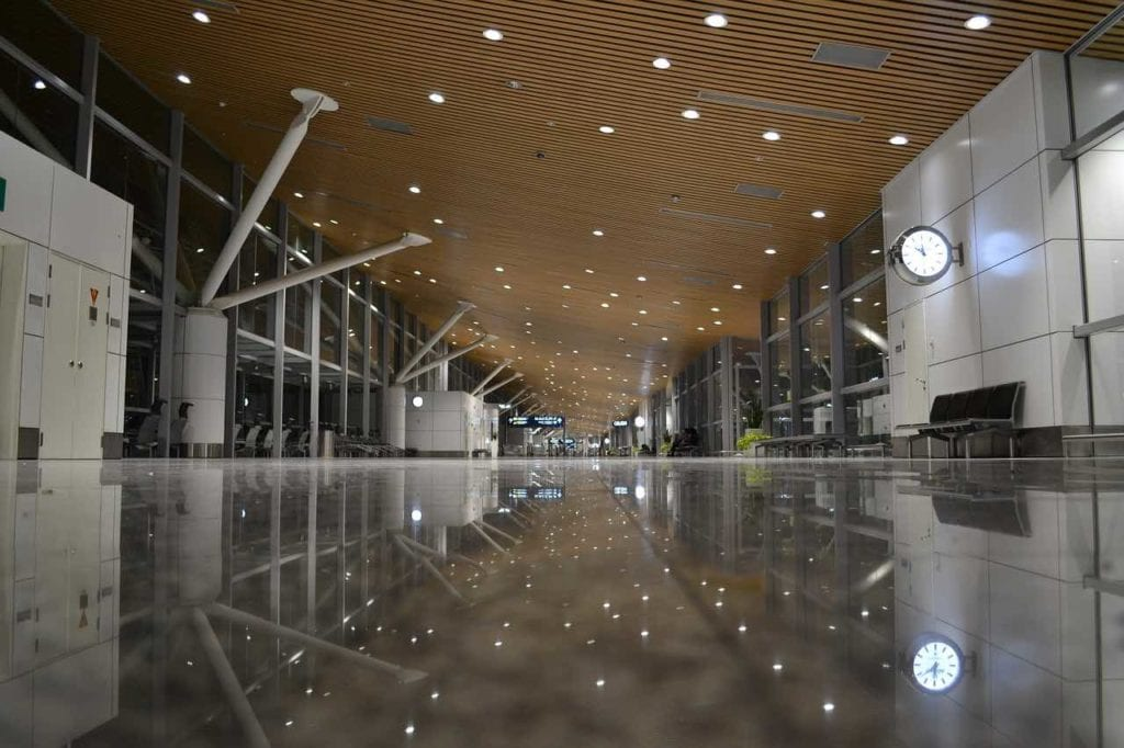 吉隆坡機場到市區交通