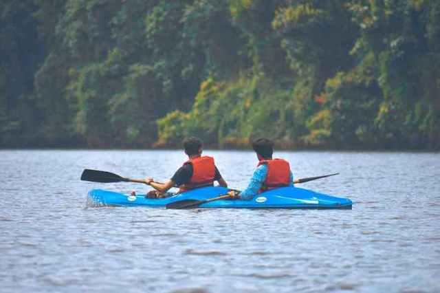 洞爺湖獨木舟體驗