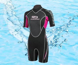 AROPEC Climax 頂點女款潛水防寒衣